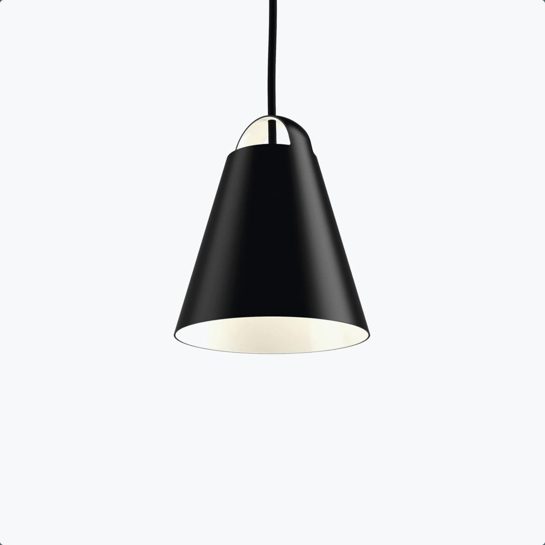 Serra Metal Lamp